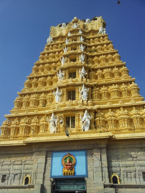 Tempel von Mysore