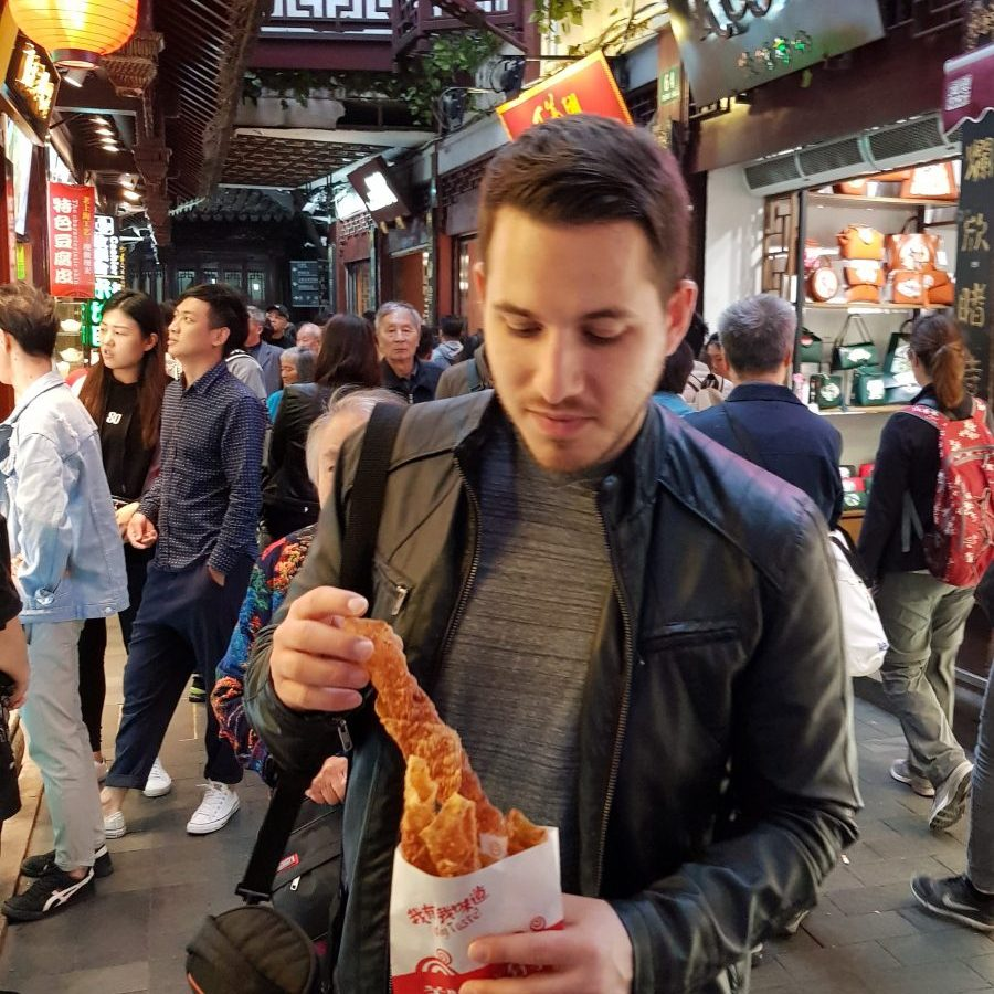 Shanghai Streetfood Snacks