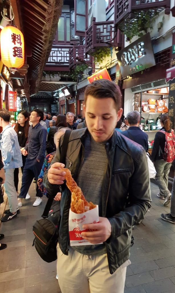 Shanghai Streetfood Snacks