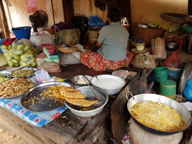 Garküche Kambodscha