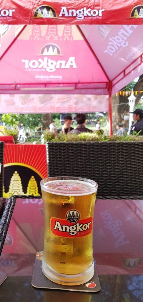 Angkor Bier