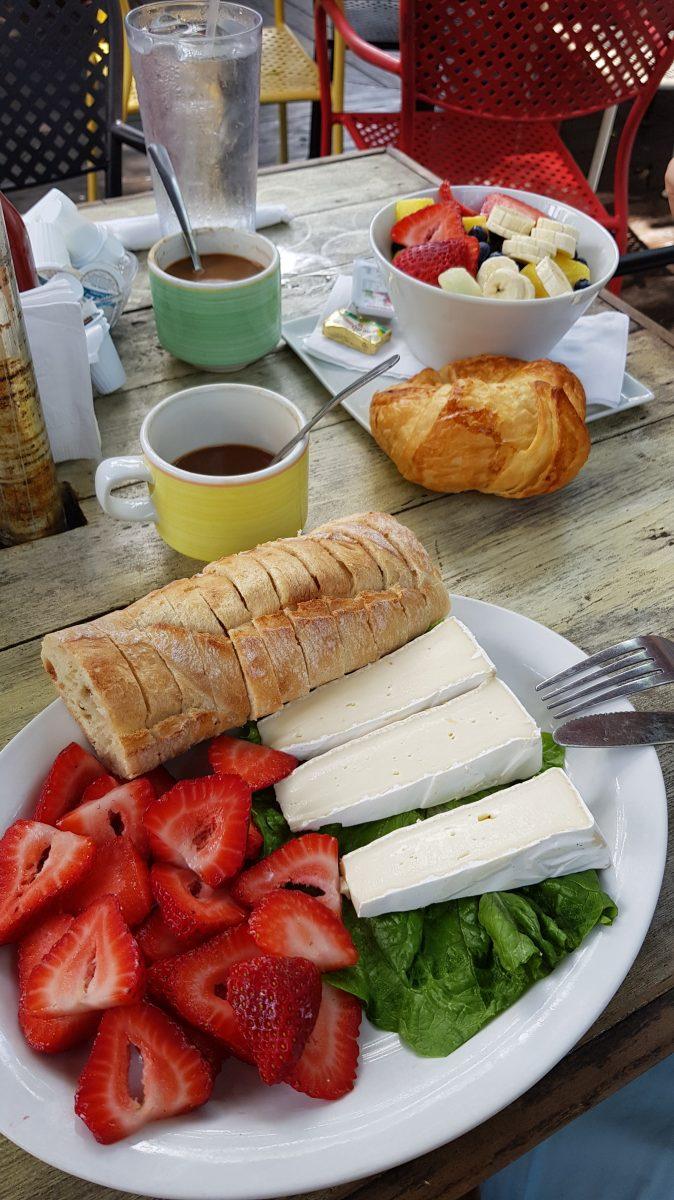 Frühstück Key West