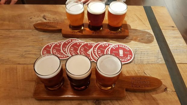 Bier Tasting Irland