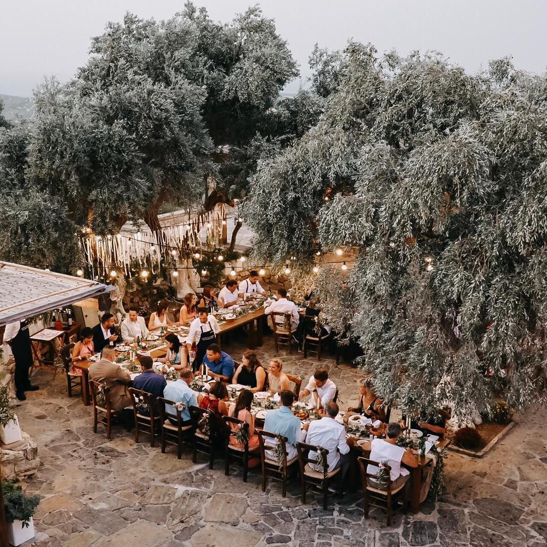 Hochzeit Agreco Farm Kreta