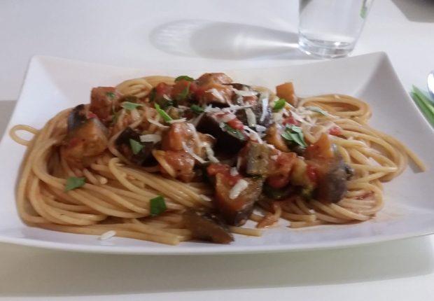 Rezept sizilianische Spaghetti