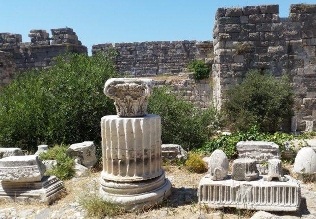 Ruinen Kos