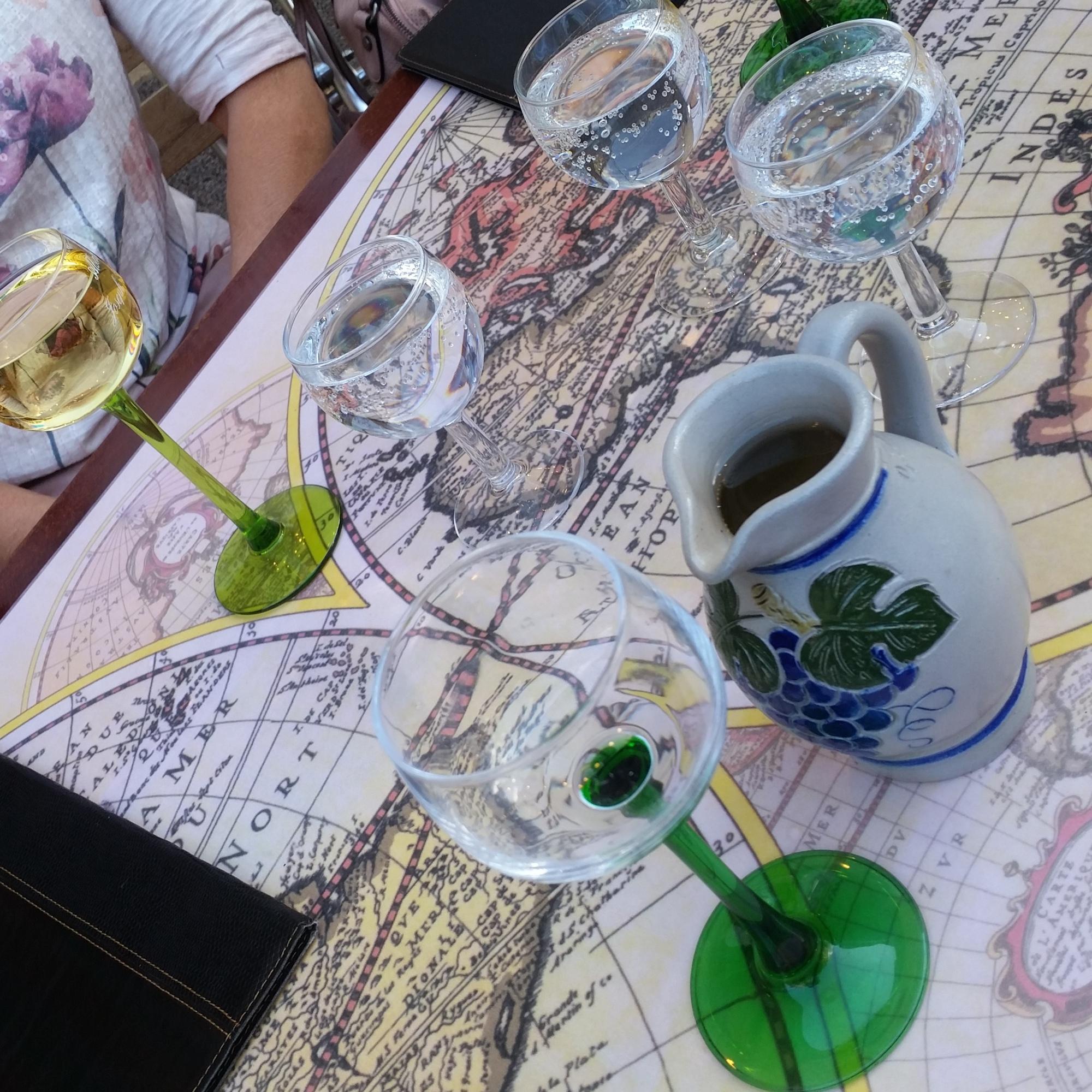 Weißwein Elsass