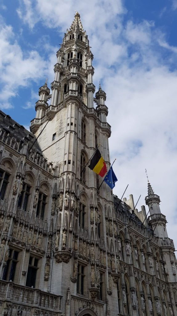 Brüsseler Rathaus