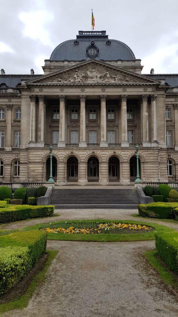 Der Königliche Palast Brüssel