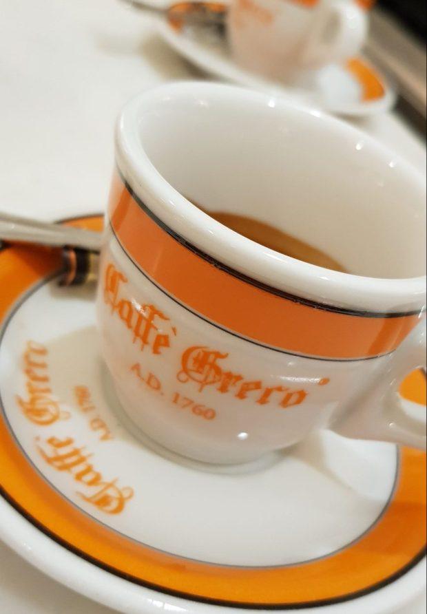Espresso Cafe Greco
