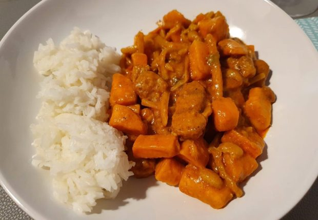 Rezept Massaman Curry