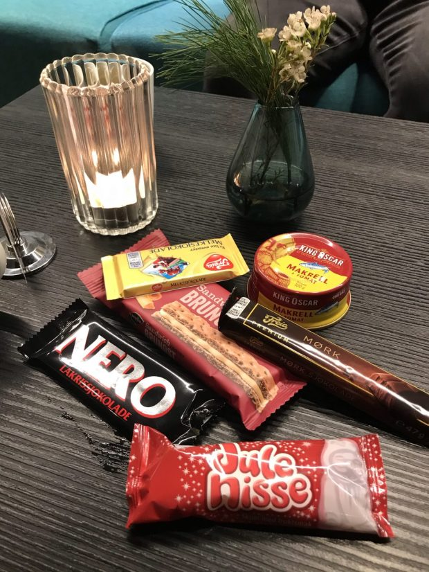 Norwegische Snacks