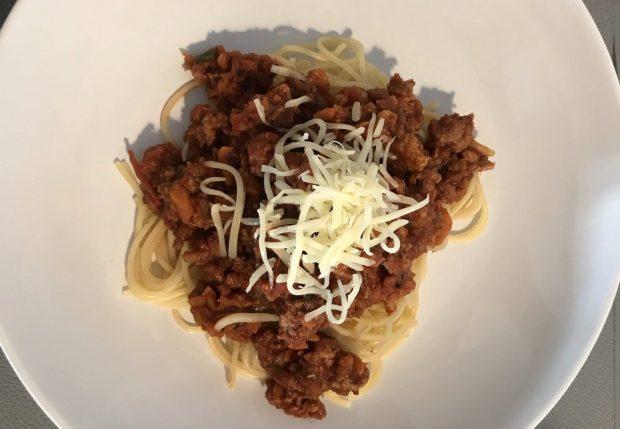 Rezept original Spaghetti Bolognese