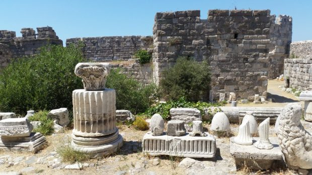 Ruine Kos