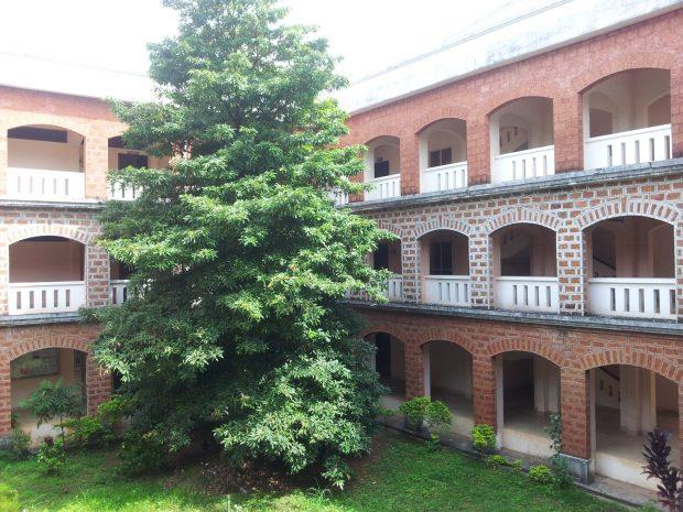 Campus Kannur University