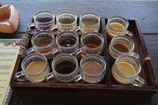 Balinesischer Kaffee