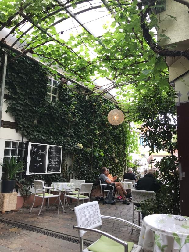 Café St. Martin Weinstraße