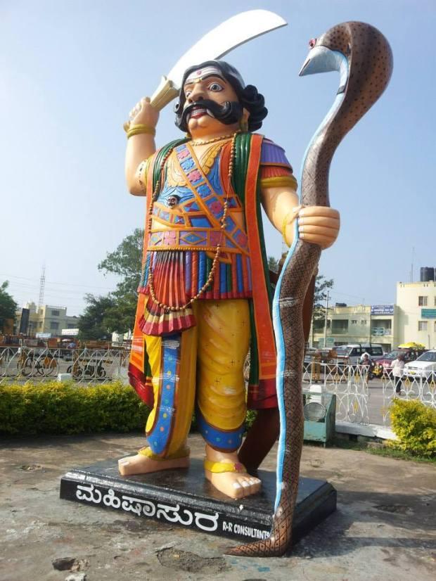 Statue Mysore