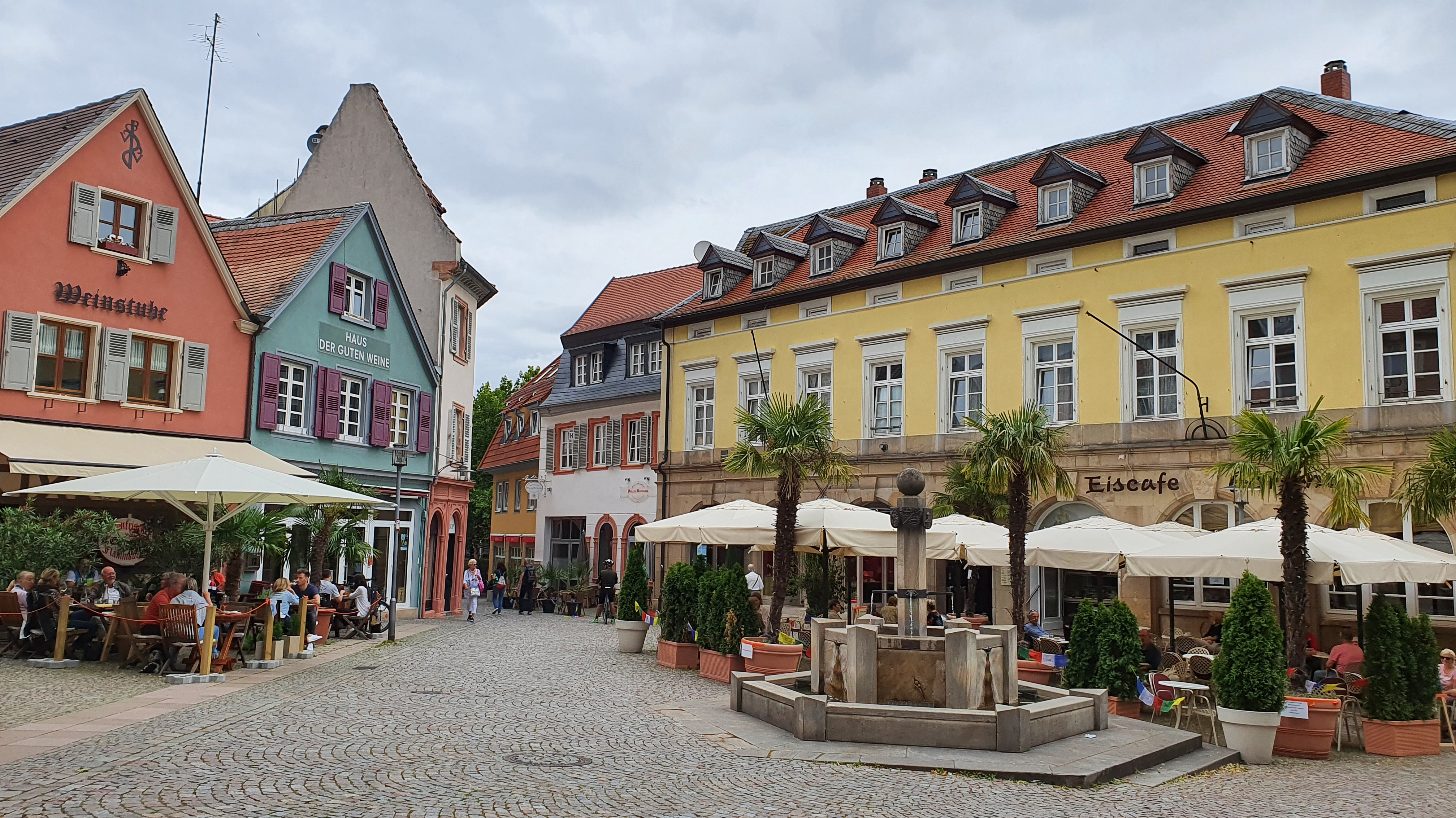 Römerplatz Bad Dürkheim