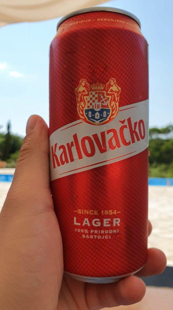 Karlovacko Bier
