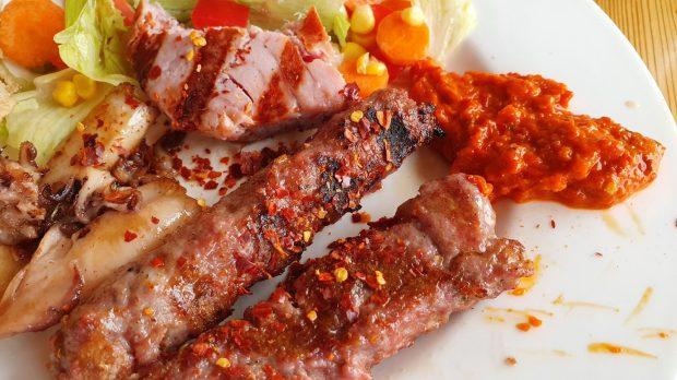 Kroatisches Barbecue