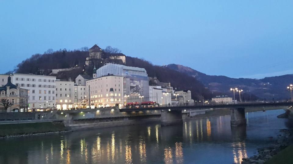 Salzach Salzburg