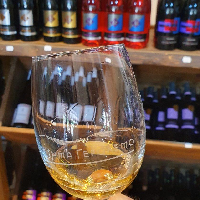 Zypriotischer Weißwein