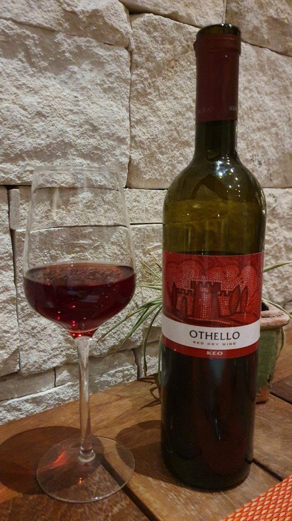 Rotwein - Zypern