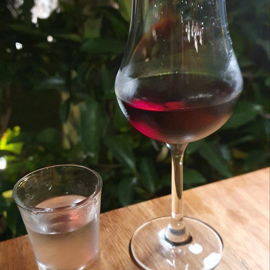 Rotwein Zypern