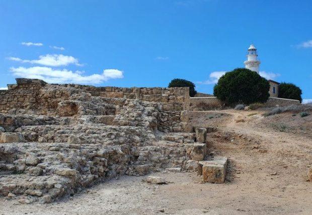 Archäologische Ausgrabung Paphos