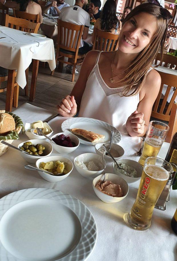 Meze Zypern