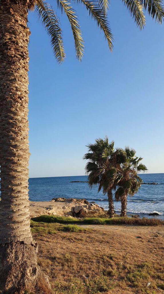 Strand Paphos