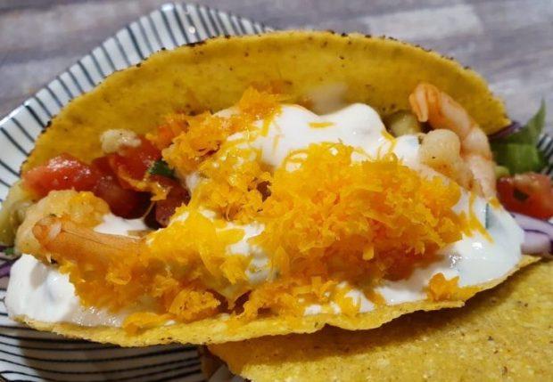 Rezept Shrimp Tacos