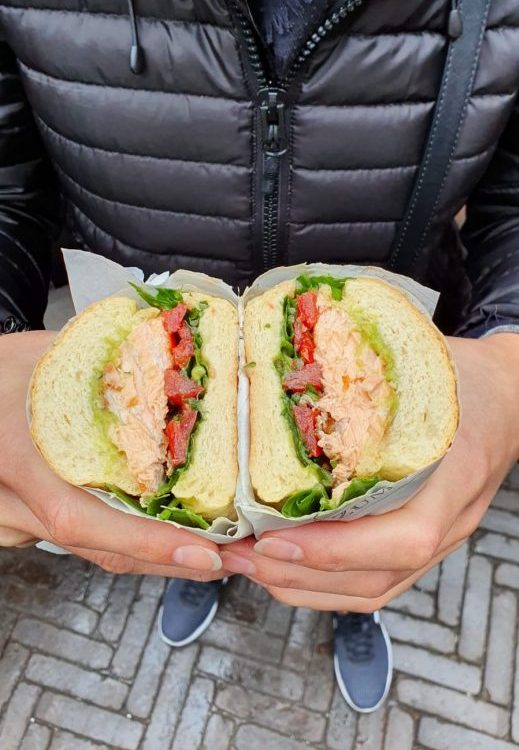 Zum Kohlenschipper Sandwiches Phantasialand