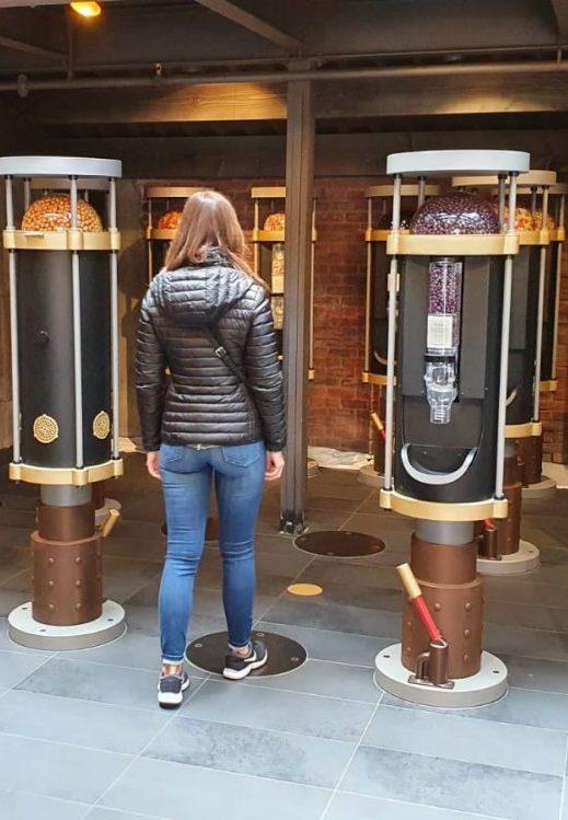 Emilie's Chocoladen & Candy-Werkstatt Phantasialand