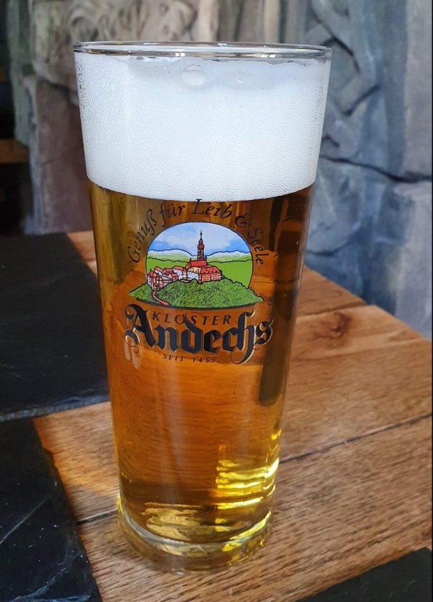 Bier des Kloster Andechs