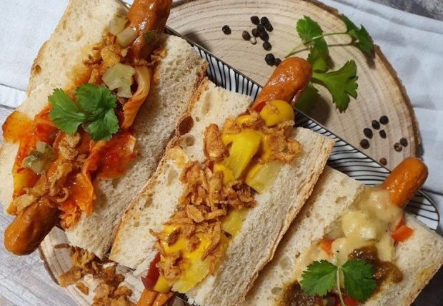 Rezept Hot Dogs außergewöhnlich