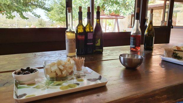 Weinverkostung Zypern