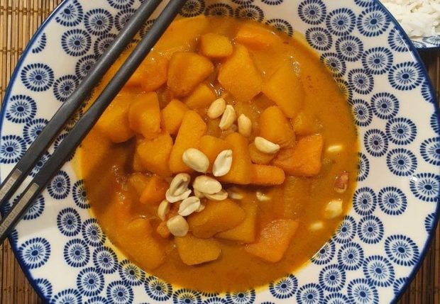 Rezept Massaman Curry