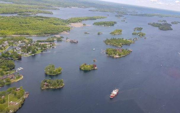 1000 Islands Kanada