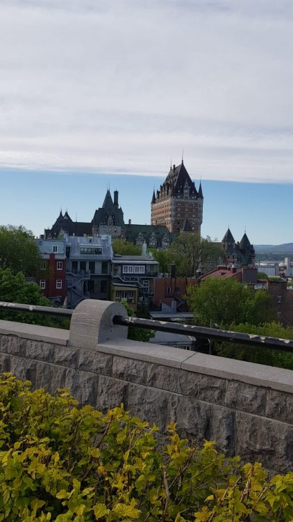 fairmont le chateau quebec