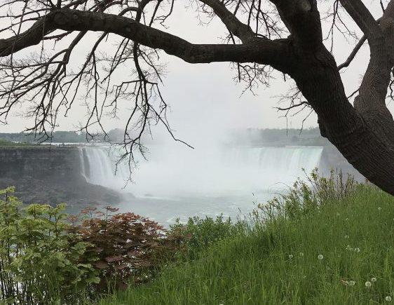 Niagarafälle kanadische Seite