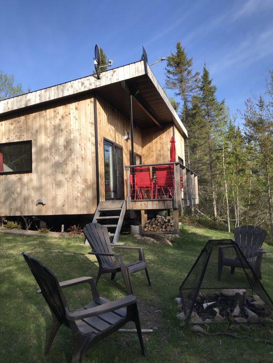 Hütte Saguenay