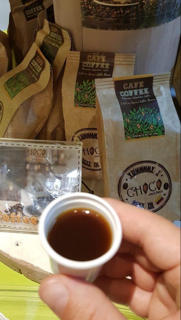 Kolumbianischer Kaffee
