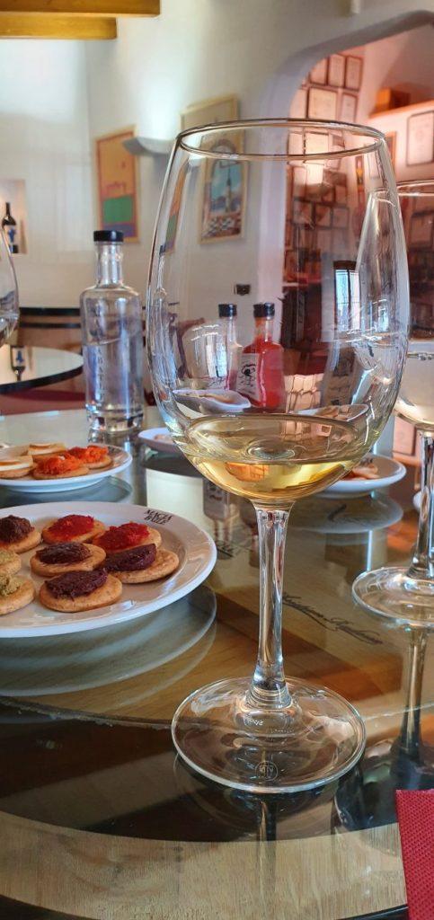 Weinprobe Mallorca