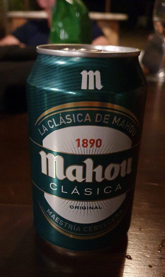 Mahou Bier