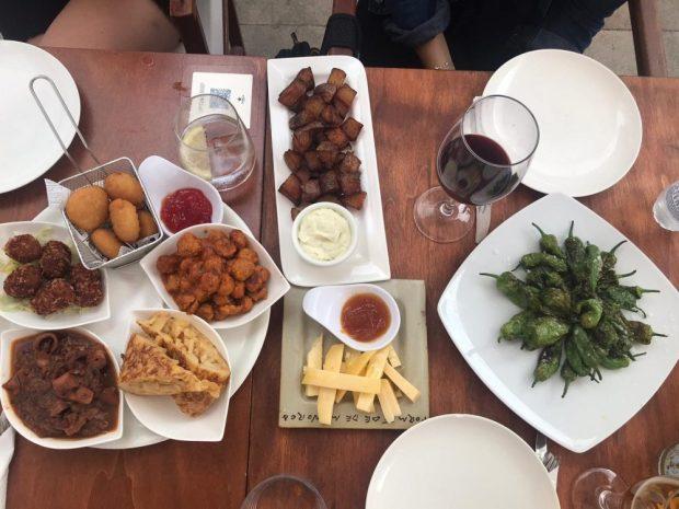 Tapas Menorca