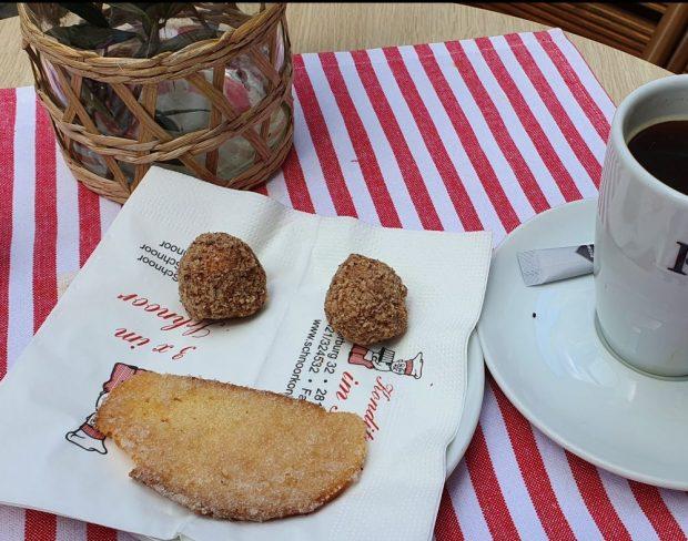 Bremer Kaffeebrot und Schnorrkuller