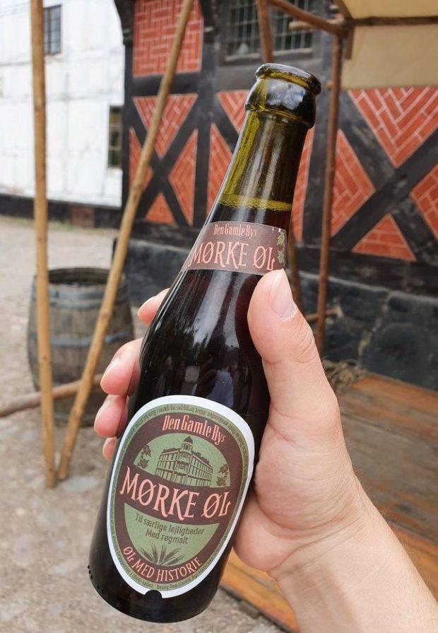 Den Gamle Bys Mørke øl